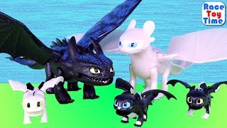 New Playmobil Dragons How to Train Your Dragon 3 Playsets   Fun Toys For Kids
