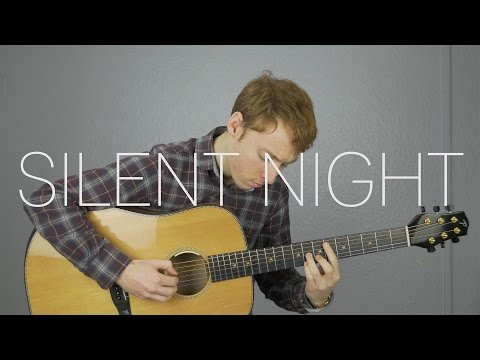 Silent Night - Fingerstyle Guitar Cover