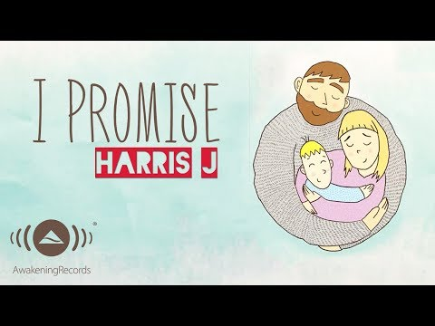 Harris J - Saya Berjanji | Official Lirik Video Mp3