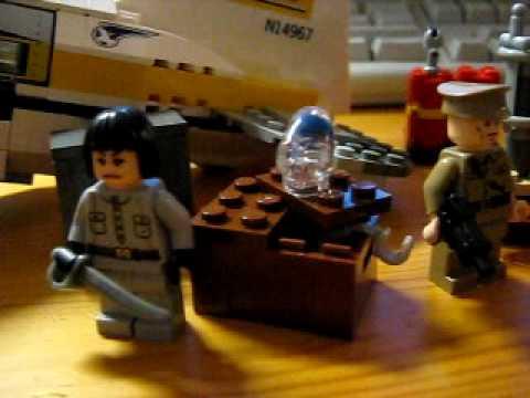Vidéo LEGO Indiana Jones 7628 : Danger au Pérou