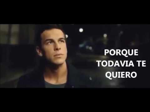 Thalia feat De La Ghetto  Todavia Te Quiero VIDEO LETRA