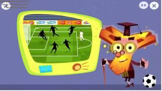 Фиксики - новые серии:   оптический поворот, футбол
