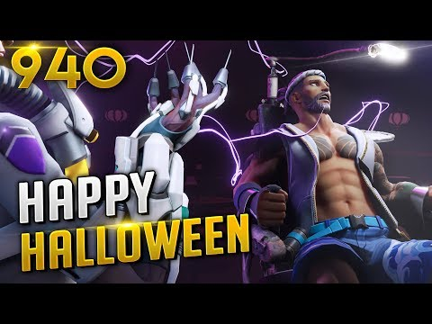 Overwatch Daily Moments Ep. 940 (Funny and Random Moments)