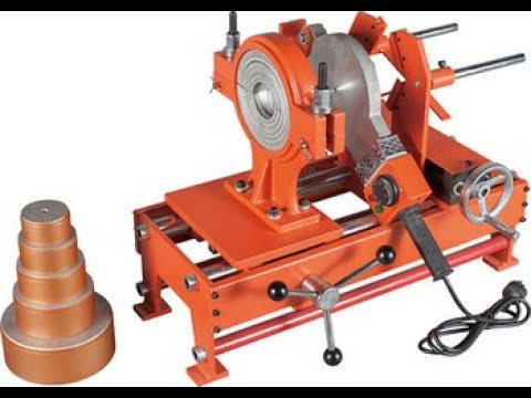 Roll Pipe Bending Machine