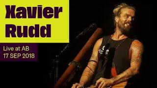 Xavier Rudd Live At AB   Ancienne Belgique