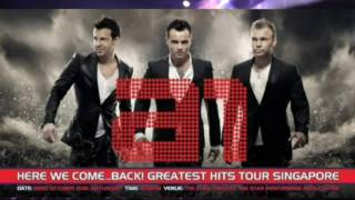 a1 Summertime Of Our Lives - Here We Come Back Greatest Hits Tour