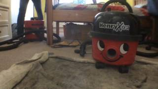 Trouble shooting a Numatic Henry xtra