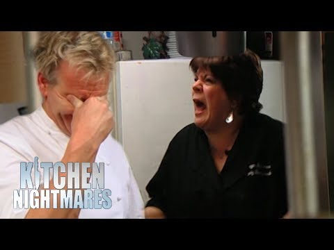 Ramsay Stunned As Food Left at the Pass For OVER 11 MINUTES! | Kitchen Nightmares