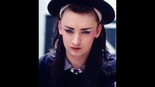 "CULTURE CLUB (BOY GEORGE) ""LOVE IS LOVE"""", BEST HD QUALITY"