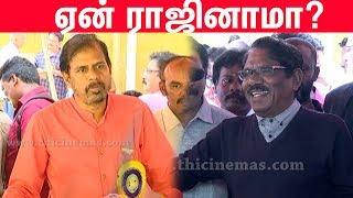 பாரதிராஜா ஏன் பதவியை ராஜினாமா செய்தார் ? R K Selvamani Reveals The Truth | Directors Union Election