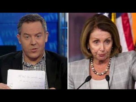 Gutfeld on Nancy Pelosi's defense of John Conyers