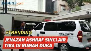 Jenazah suami penyanyi Bunga Citra Lestari atau BCL, Ashraf Sinclair, tiba di rumah duka di kawasan Pejaten Barat, Jakarta Selatan.  Pantauan Kompas.com di lokasi sekira pukul 07.33 WIB, ambulans yang membawa jenazah Ashraf tiba dari Rumah Sakit MMC, Kuningan, Jakarta Selatan.  Tampak dua voorijder yang mengawal ambulans tersebut.  Tak lama, terlihat BCL turun dari mobil jenazah dengan mata yang sembab.  Reporter: Baharudin Al Farisi Video Editor: Sherly Puspita