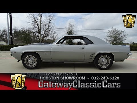 Video of '69 Camaro - MZFY