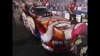 334 MPH Nitro Funny Car Record Setting Run