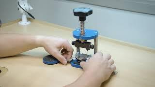How to Use the Beco Technic Aqua Fix Watch Case Opener
