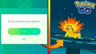 Typhlosion  - (Pokémon) - EVOLVING TO TYPHLOSION IN POKEMON GO! + NEW DAY/NIGHT SPAWNS & EVENT! Generation 2 Typhlosion!