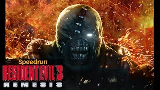 Resident Evil 3 - Speedrun Any% - Gameplay En Español