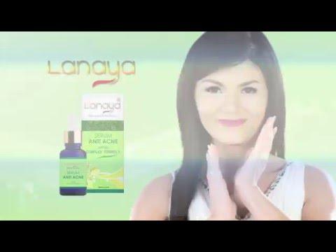 Video Tvc Lanaya ANTI ACNE  versi INSPIRASI