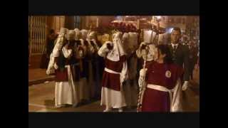 preview picture of video 'Procesión Viernes Santo 2013 - Santa Pola (Alicante), Valenciana'