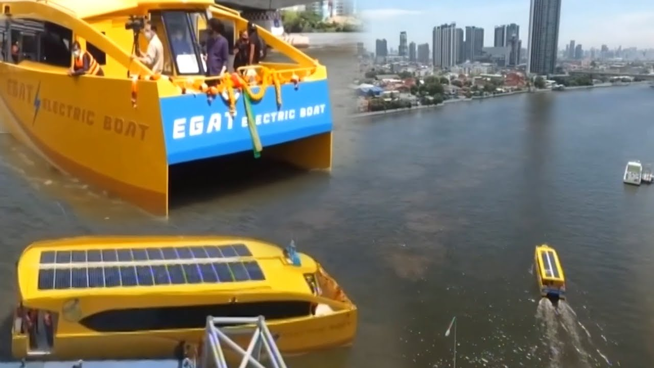 EGAT Electric Boat