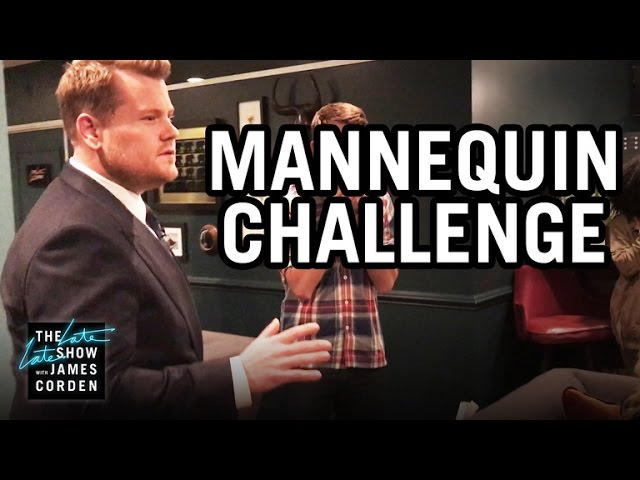 Mannequin-challenge-late-late-show