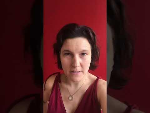 Virginie CLAUDE English presentation