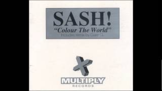 Sash! - Colour The World (ATB Remix)