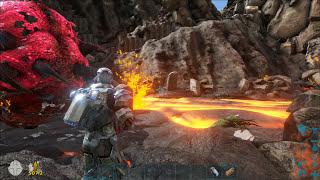 ARK: Survival Evolved Online #17 - Khám phá hang động bí ẩn Tek Cave =))