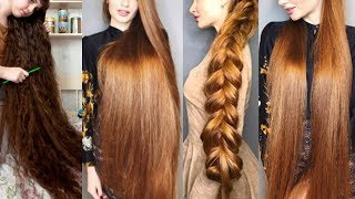 Real-Life 'Rapunzel' Revealed Her Secret To Grow Extremely Long Hair, Stop Hair Fall & Hair Loss