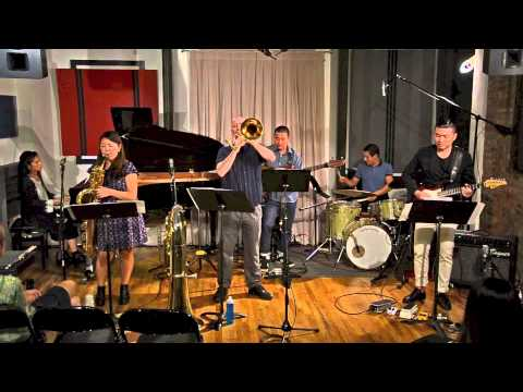 My band Key Lime Pie performing 3 game music arrangements at Scholes Street Studio.