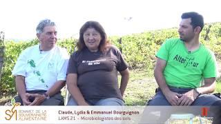 Les extraits du Sommet #008 – Lydia, Claude et Emmanuel Bourguignon