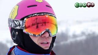 Смотреть онлайн С чего начать изучение сноубординга
