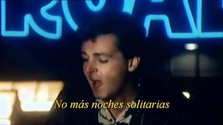 Paul Mccartney - No More Lonely Nights Subtitulada
