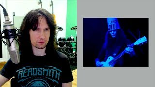 British guitarist reacts to Buckethead's lack of technical difficulties!!!
