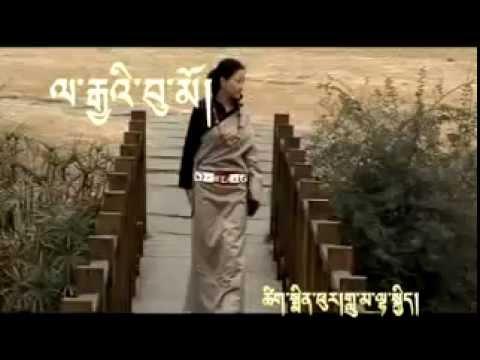 "Tibetan song ""Woman of reputation"" by Lhakyi"