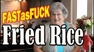 FASTasFUCK - Fried Rice in 10 minutes
