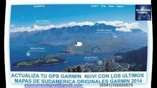 preview picture of video 'Actualizar gps garmin nuvi,actualizacion gps Garmin,Rosario,Santa Fe,Rafaela'