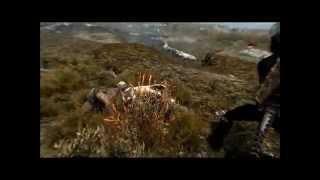 The Dance of Death-Killmove Mod for Skyrim HD