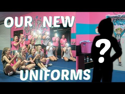REVEALING OUR NEW CHEER UNIFORMS | Vlogmas Day 7 Mp3