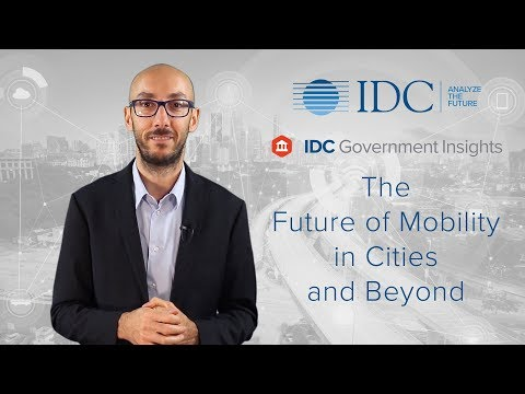 The Future of Mobility in Cities and Beyond