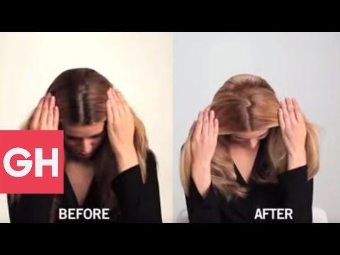 Witamina A dla włosów Łopian oleju