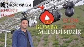 Melodi Müzik 2019 Bomba 15 Dk  Kürtçe Halay Mp3 Dinle