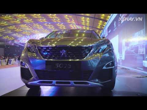 Sự Mới Mẻ Peugeot 3008 và 5008 hoàn toàn mới ra mắt tại Việt Nam