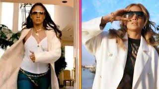Watch Jennifer Lopez Recreate Her Love Don't Cost a Thing Music Video 20 YEARS Later