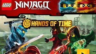 LEGO NINJAGO WU CRU HANDS OF TIME UPDATE Gameplay Android / iOS