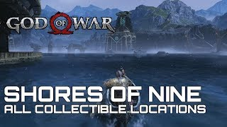 God Of War 100% Collectible Guide SHORES OF NINE