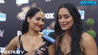 Nikki Bella on BF Artem Joining 'Total Bellas,' Plus: Brie Reveals Why She Didn't Like Him at First