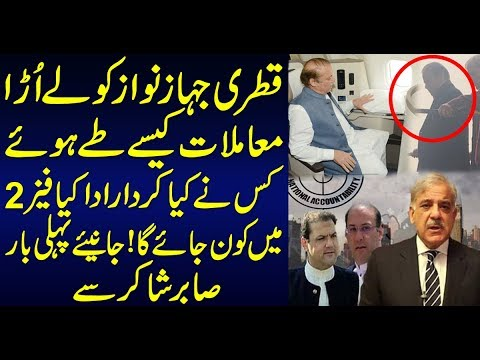 Nawaz Sharif flies to London in Qatar Air Ambulance