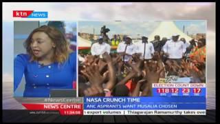 Bungoma MCA-Martin Wanyonyi speaks of ANC's stand of going it alone if it won't be Musalia Mudavadi