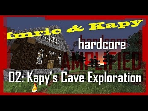 Double Hardcore 02: Kapy's Cave Exploration